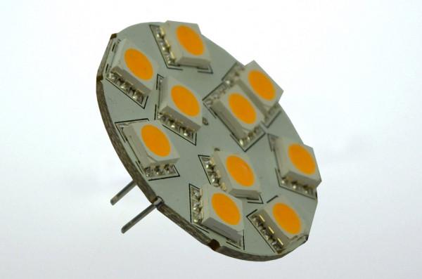 GZ4 LED-Modul AC/DC 160 Lumen 125° warmweiss 1,7W dimmbar Green-Power-LED