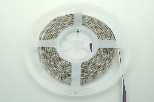 LED-Lichtband DC 210 Lumen 120° RGB 43,2W Seqeunz +GRB Green-Power-LED