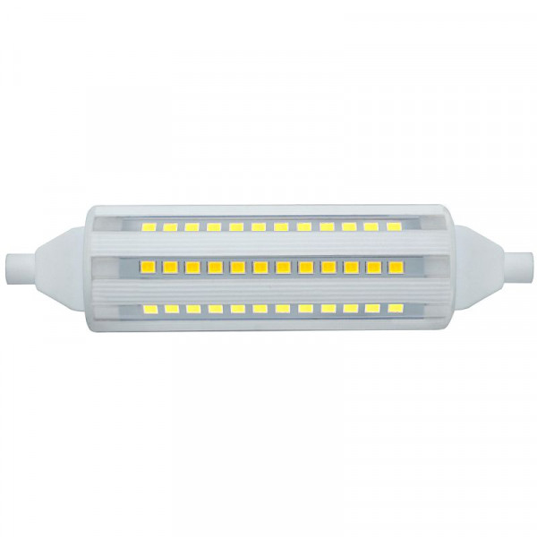 R7S LED-Stablampe AC/DC 1350 Lumen 360° kaltweiss 13 W rundabstrahlend Green-Power-LED