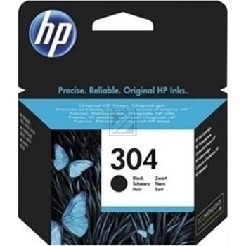 HP Tintendruckkopf schwarz (N9K06AE, 304)