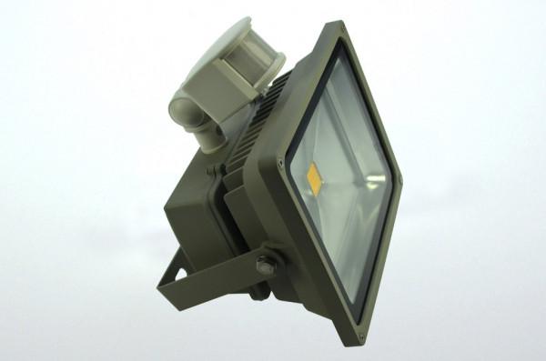 LED-Flutlichtstrahler AC 2500 Lumen 120° warmweiss 35W Green-Power-LED