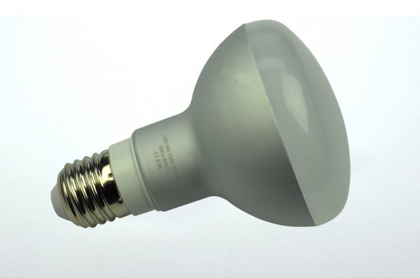 E27 LED-Reflektorlampe AC/DC 850 Lumen 130° neutralweiss 9W Green-Power-LED