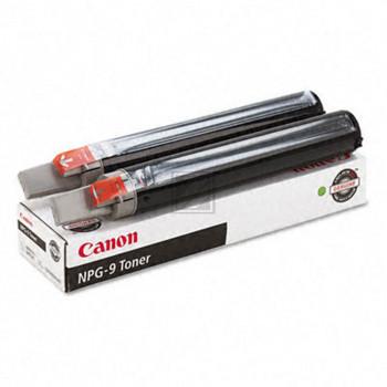Canon Toner-Kit schwarz (1379A003, NPG-9)