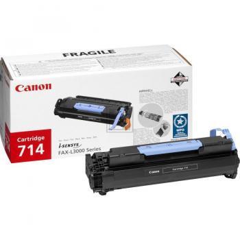 Canon Toner-Kartusche schwarz (1153B002, 714)