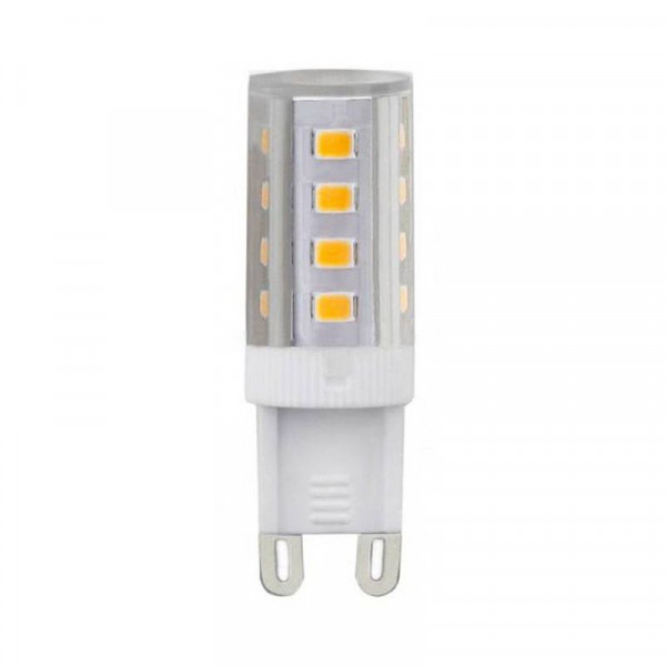 G9 LED-Stiftsockellampe AC 330 Lumen 360° warmweiss 3,5 W kleine Bauform Green-Power-LED