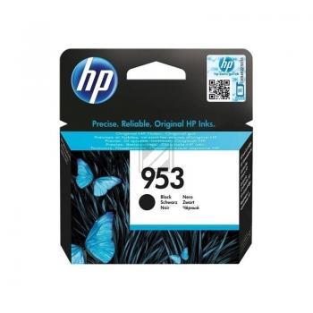 HP Tintenpatrone schwarz (L0S58AE, 953)