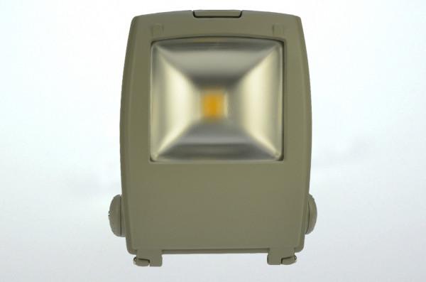 LED-Flutlichtstrahler AC 3200 Lumen 120°-150° warmweiss 56W Strukturiertes Glas Green-Power-LED