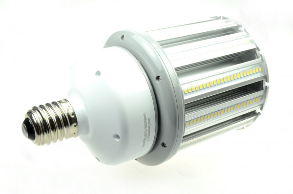 E40 LED-Tubular AC 12600 Lumen 270° kaltweiss 120W IP64 Green-Power-LED
