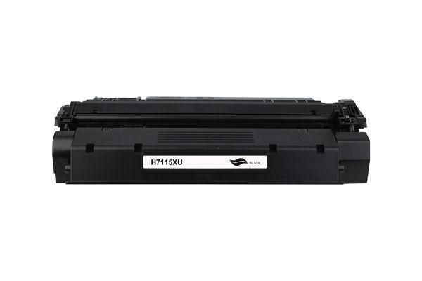 HP Q7115X kompatible Tonerkartusche schwarz XL 3500 S.
