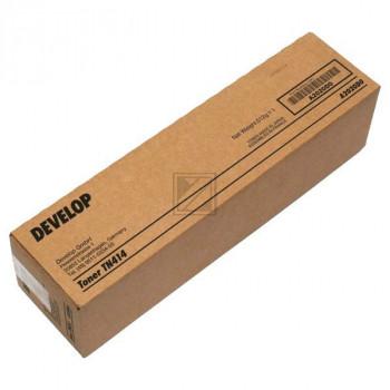 Develop Toner-Kit schwarz HC (A2020D0, TN-414)