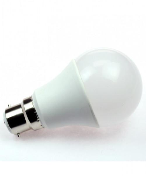 B22D LED-Globe LB60 AC/DC 810 Lumen 200° warmweiss 8 W 24 Stundenbetrieb Green-Power-LED