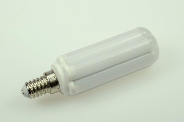 E14 LED-Tubular AC/DC 600 Lumen 360° warmweiss 8 W Green-Power-LED