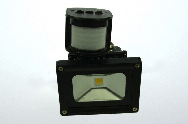 LED-Flutlichtstrahler AC 600 Lumen 120° warmweiss 10W Green-Power-LED