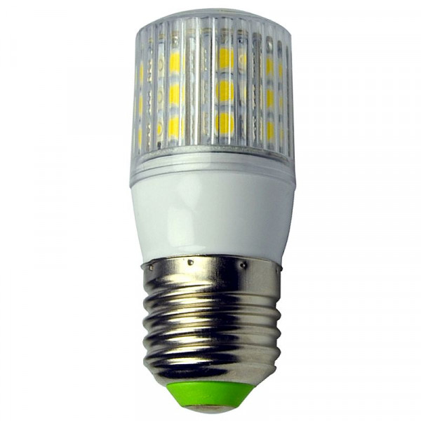 E27 LED-Tubular AC/DC 330 Lumen 330° warmweiss 4W ge Green-Power-LED