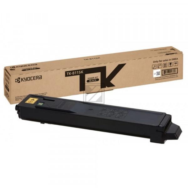 Kyocera Toner-Kit schwarz (1T02P30NL0, TK-8115K)