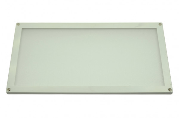 LED-Minipanel DC 330 Lumen 100° warmweiss 6W Green-Power-LED