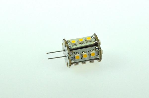 G4 LED-Stiftsockellampe AC/DC 200 Lumen 300° warmweiss 1,9W dimmbar Green-Power-LED