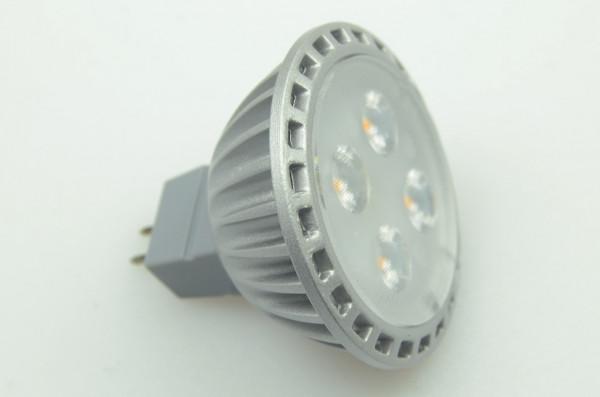 GU5.3 LED-Spot PAR16 AC/DC 380 Lumen 30° kaltweiss 5W dimmbar Green-Power-LED
