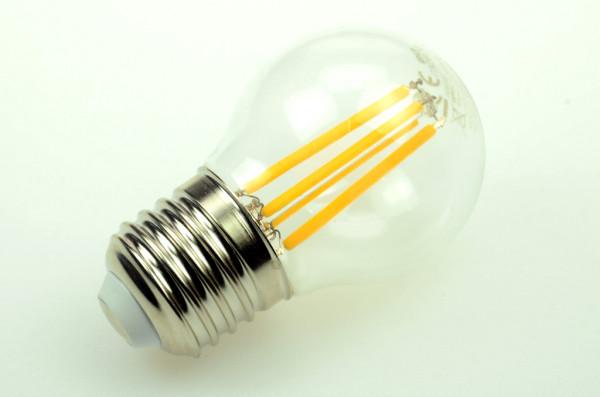 E27 LED-Globe LB45 AC 400 Lumen 360° warmweiss 4W Green-Power-LED