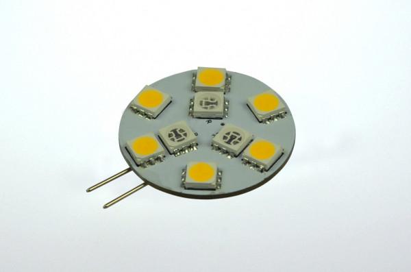 G4 LED-Modul AC/DC 80/20 Lumen 125° warmweiss/rot 1,4W/0,5W Wechselschaltung Green-Power-LED