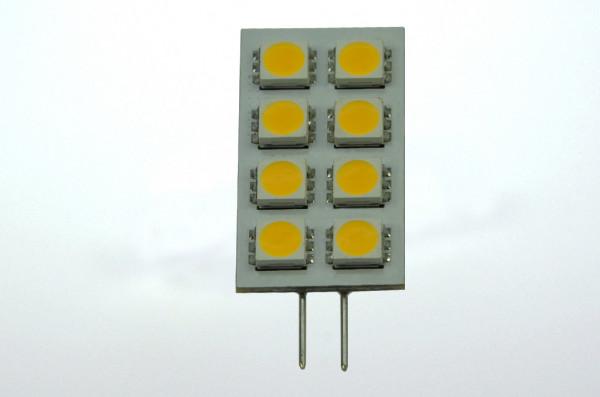 G4 LED-Modul AC/DC 120 Lumen 125° warmweiss 1,3W eckige Form Green-Power-LED