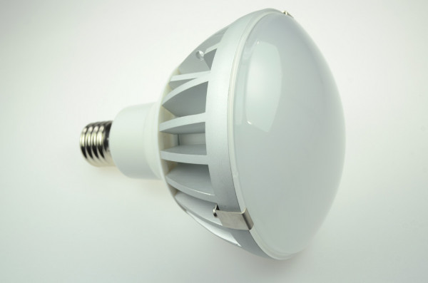 E40 LED-Spot PAR52 AC 5500 Lumen 130° kaltweiss 45 W IP65, Nichia LED, 4KV Schutz Green-Power-LED