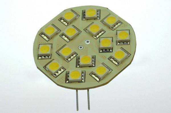 G4 LED-Modul AC/DC 260 Lumen 125° kaltweiss 2,6W dimmbar Green-Power-LED