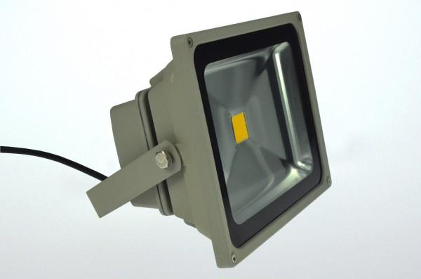LED-Flutlichtstrahler AC 120° blau 35W Green-Power-LED