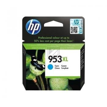 HP Tintenpatrone cyan HC (F6U16AE, 953XL)
