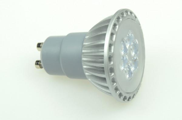 GU10 LED-Spot PAR16 AC 310 Lumen 30° warmweiss 5W dimmbar Green-Power-LED