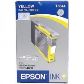 Epson Tintenpatrone Ultra Chrome K3 gelb (C13T564400, T5644)