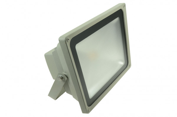 LED-Flutlichtstrahler AC 4000 Lumen 130° warmweiss 56W Green-Power-LED