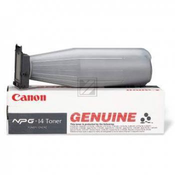 Canon Toner-Kit schwarz (1385A001, NPG-14)