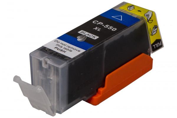Canon PGI-550BKXL,6443B004, Nr.550 kompatible Tinte Black (Schwarz) 22 Ml.