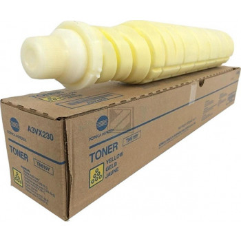 Konica Minolta Toner-Kit gelb (A3VX255, TN-619Y)
