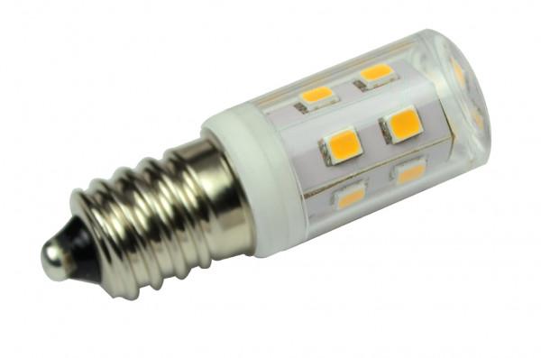 E14 LED-Tubular AC 200 Lumen 300° warmweiss 2 W kleine Bauform Green-Power-LED