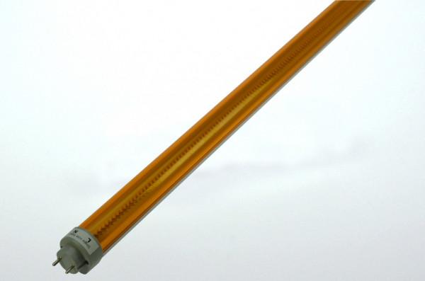 G13 LED-Röhre AC 713 Lumen 125° Gelb (Fotolithografie) 10W inkl Starter Green-Power-LED