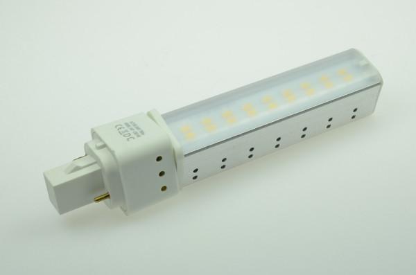 G24-D1 LED-Kompaktlampe AC/DC 700 Lumen 140° neutralweiss 10W Green-Power-LED