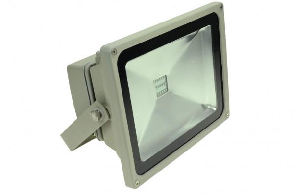 LED-Flutlichtstrahler AC 120° Amber 35W Green-Power-LED