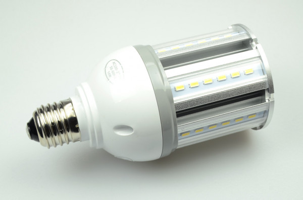 E27 LED-Tubular AC 1890 Lumen 270° neutralweiss 14 W IP64, 4KV, AC/DC Green-Power-LED