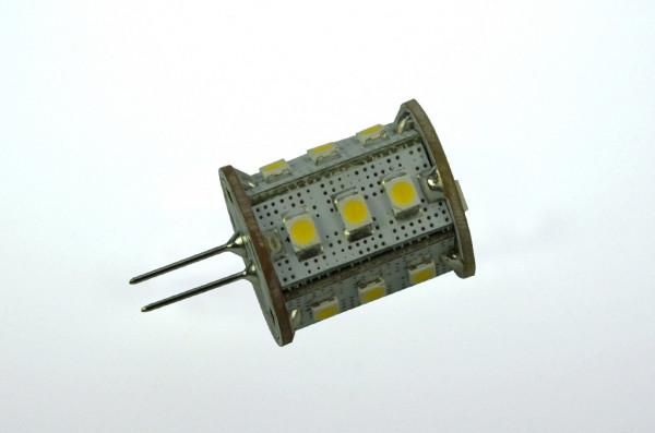 G4 LED-Stiftsockellampe AC/DC 230 Lumen 300° kaltweiss 1,9W dimmbar Green-Power-LED