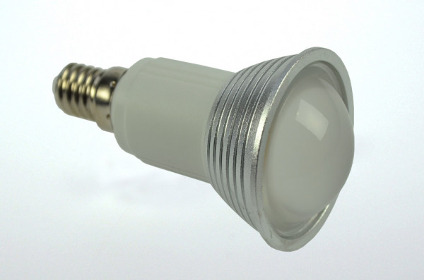 E14 LED-Spot PAR16 AC 270 Lumen 60° warmweiss 4,8W dimmbar Green-Power-LED