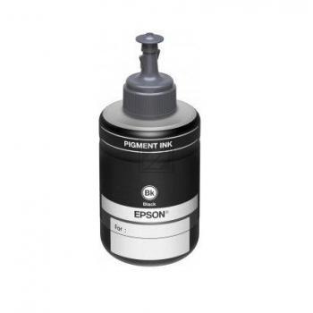 Epson Tintennachfülltank schwarz (C13T77414A, T7741)