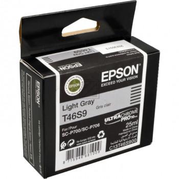 Epson Tintenpatrone grau light (C13T46S900, T46S9)