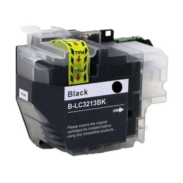 Brother LC-3213BK kompatible Tinte Black (Schwarz) 13,5 Ml.