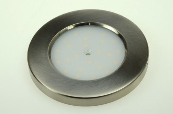 LED-Aufbauleuchte DC 240 Lumen 140° warmweiss 3 W Schalter, integrierter Dimmer Green-Power-LED