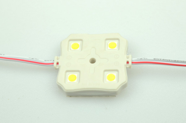 LED-Chipmodul DC 100 Lumen 125° kaltweiss 1W dimmbar Green-Power-LED