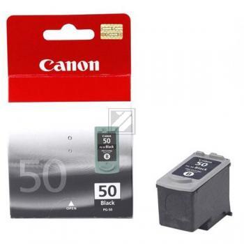 Canon Tintenpatrone schwarz HC (0616B001, PG-50)