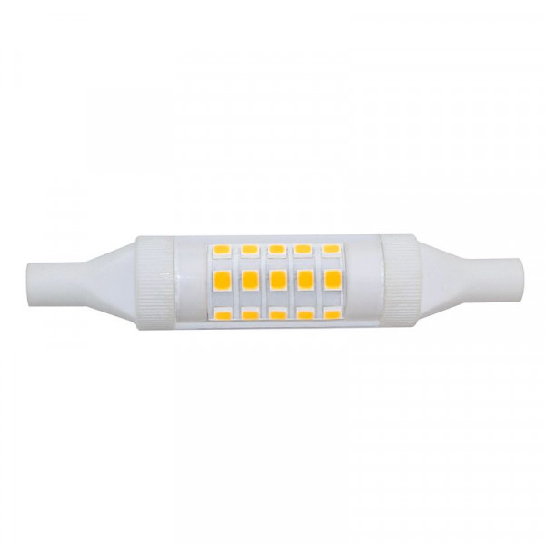 R7S LED-Stablampe AC 550 Lumen 360° warmweiss 5 W rundabstrahlend Green-Power-LED