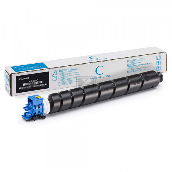 Kyocera Toner-Kit cyan (1T02RLCNL1, TK-8335C)